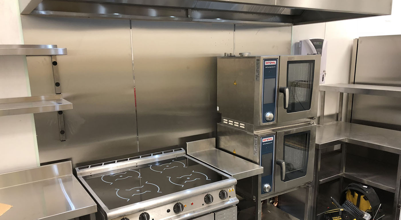 Commercial Kitchens in the South East