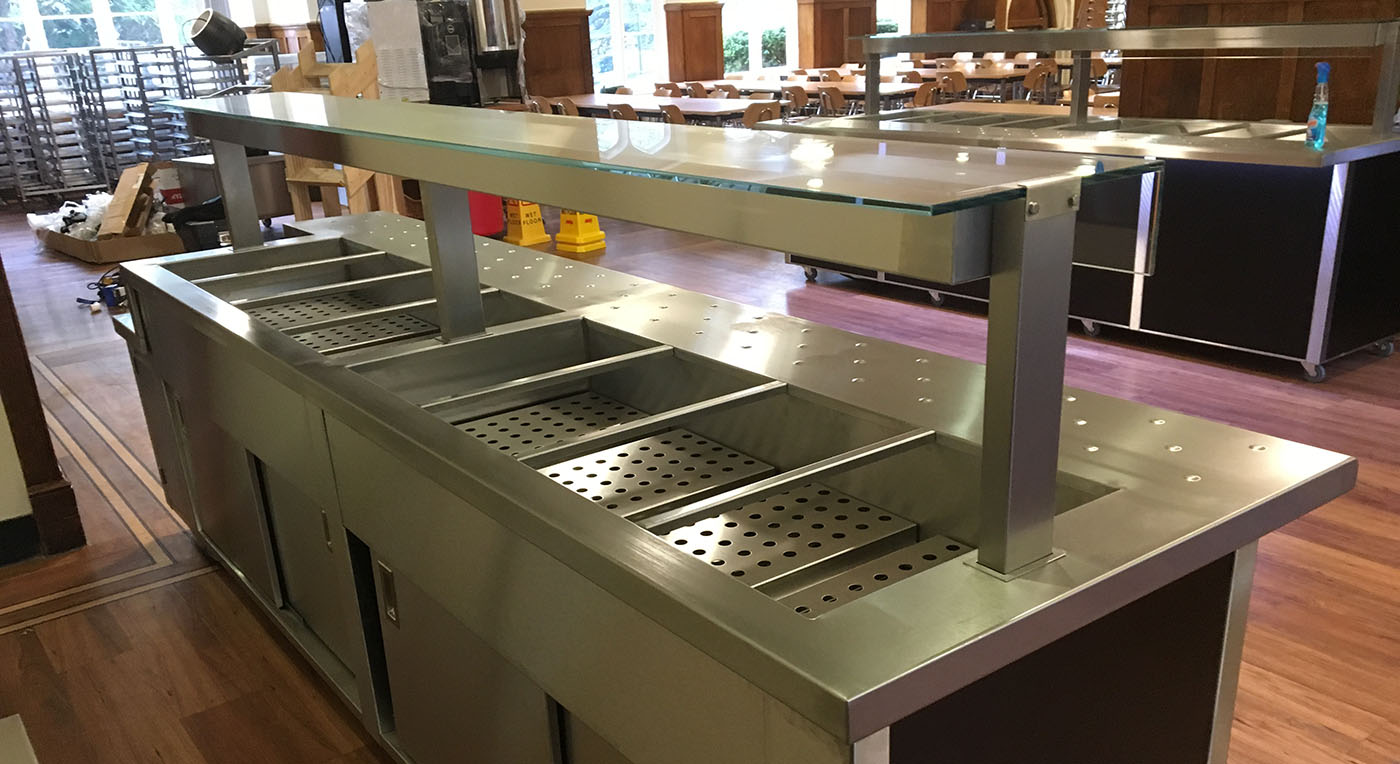 Commercial Kitchen Installation UK