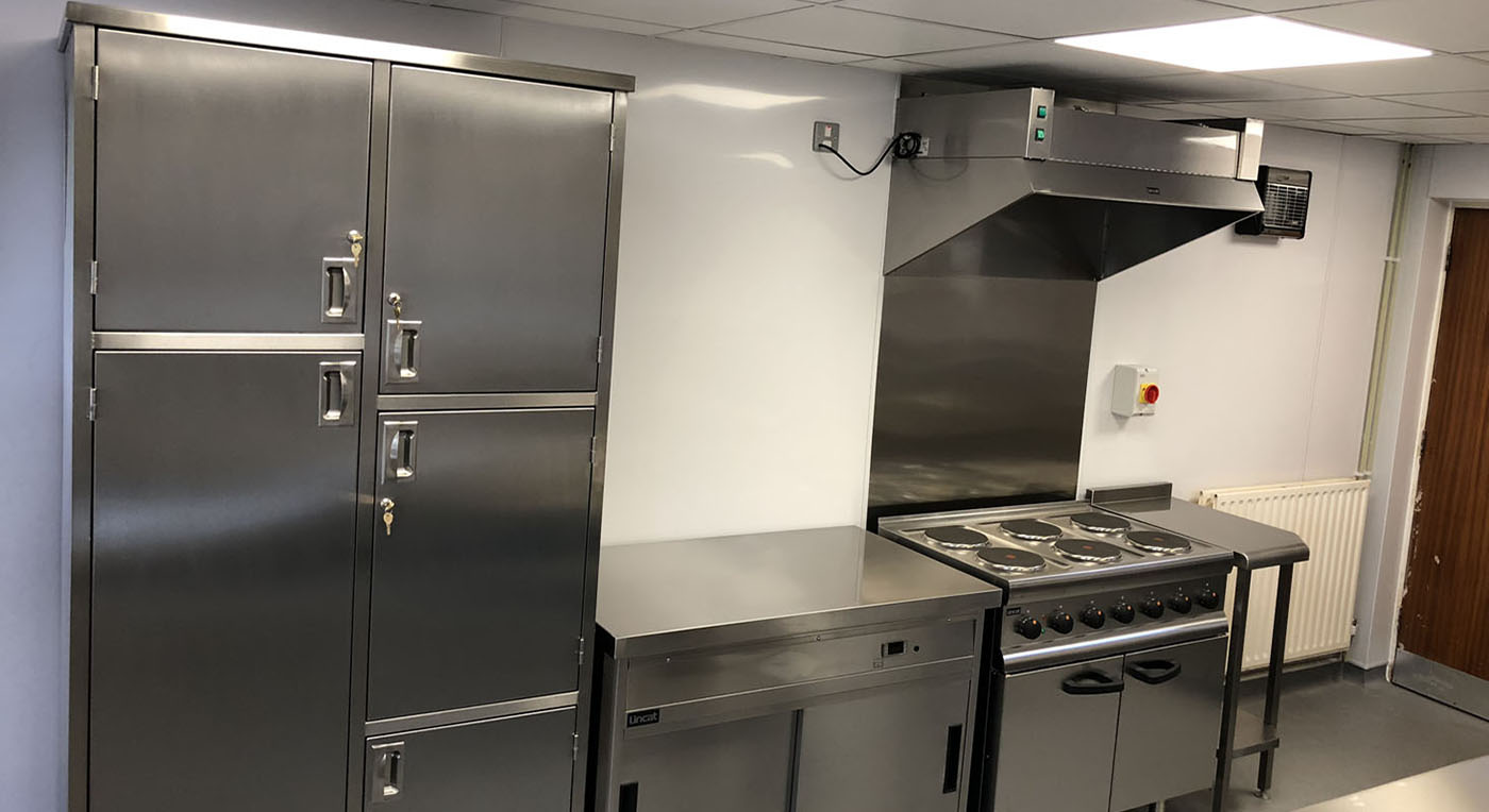 Commercial Kitchens in London